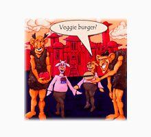 Giants Like Veggie Burgers Unisex T-Shirt