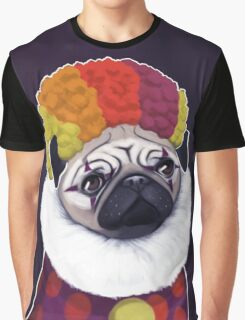 pug Graphic T-Shirt