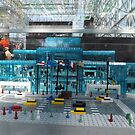 Lego Javits Convention Center, New York City  by lenspiro