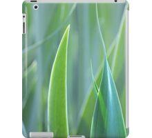 leafy monochrome iPad Case/Skin