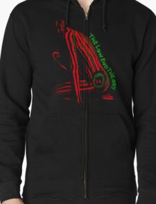 TRIBE CALLED QUEST - THE LOW END THEORY  Zipped Hoodie