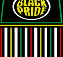BLACK FIST, BLACK PRIDE Sticker