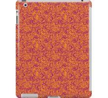 Love Swash in Purple and Orange! iPad Case/Skin