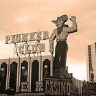 Las Vegas 1980 by Frank Romeo