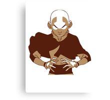 Avatar the Last Airbender - Aang  Canvas Print
