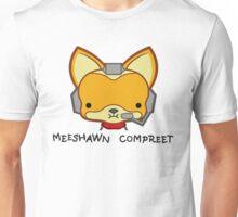 Meeshawn Compreet Fox Unisex T-Shirt