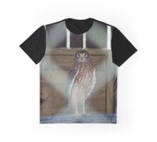 Northern Harrier Graphic T-Shirt