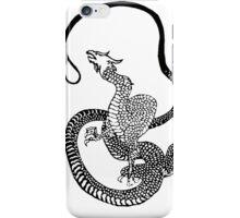Dragon in Flight iPhone Case/Skin