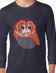 Hoo Long Sleeve T-Shirt
