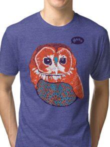 Hoo Tri-blend T-Shirt