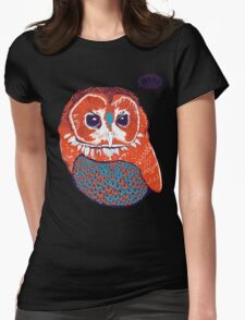 Hoo Womens Fitted T-Shirt