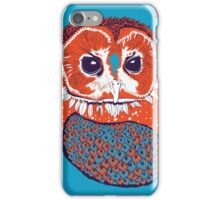Hoo iPhone Case/Skin