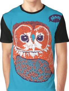 Hoo Graphic T-Shirt