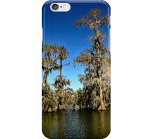 A clear day on Lake Martin iPhone Case/Skin