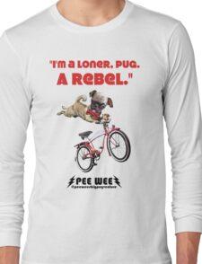 Rebel Pee Wee Long Sleeve T-Shirt