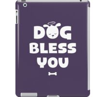 Dog Bless You, Amen! iPad Case/Skin