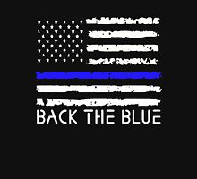 Back The Blue Thin Blue Line Unisex T-Shirt