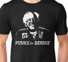 Punks for Bernie Unisex T-Shirt