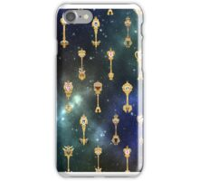 Keys to the Universe iPhone Case/Skin