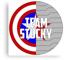 Team Stucky Canvas Print