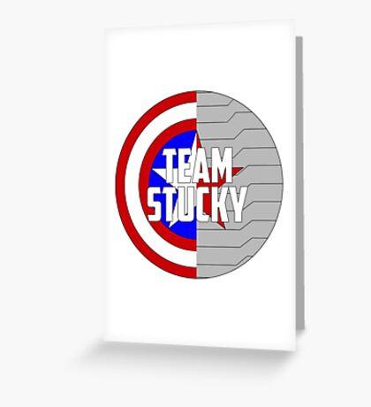 Team Stucky Greeting Card