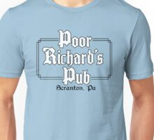 Poor Richard's Pub Unisex T-Shirt
