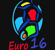 UEFA EURO CUP 2016 Unisex T-Shirt