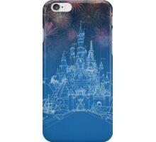 Theme Park Castle iPhone Case/Skin