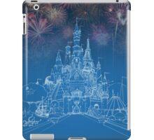 Theme Park Castle iPad Case/Skin