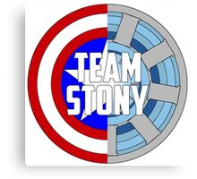 Team Stony Canvas Print