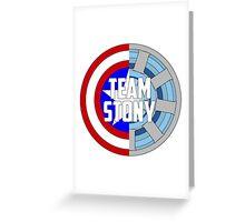 Team Stony Greeting Card
