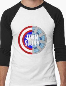 Team Stony Men's Baseball ¾ T-Shirt