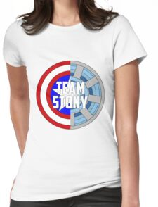 Team Stony Womens Fitted T-Shirt