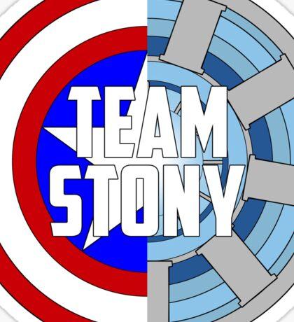 Team Stony Sticker
