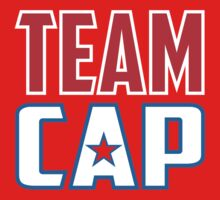 Team Cap One Piece - Long Sleeve