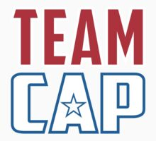 Team Cap Kids Tee