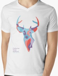 Catherine's Deer - Light Shirts Mens V-Neck T-Shirt
