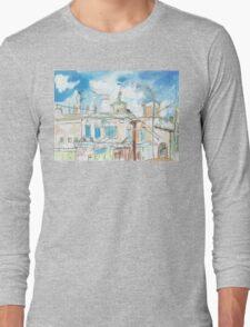 Summer Hill - Building Study Long Sleeve T-Shirt