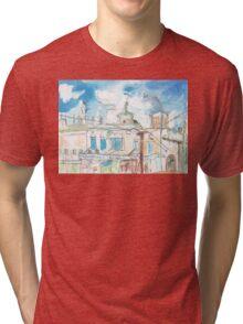 Summer Hill - Building Study Tri-blend T-Shirt