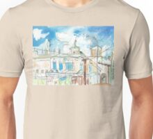 Summer Hill - Building Study Unisex T-Shirt