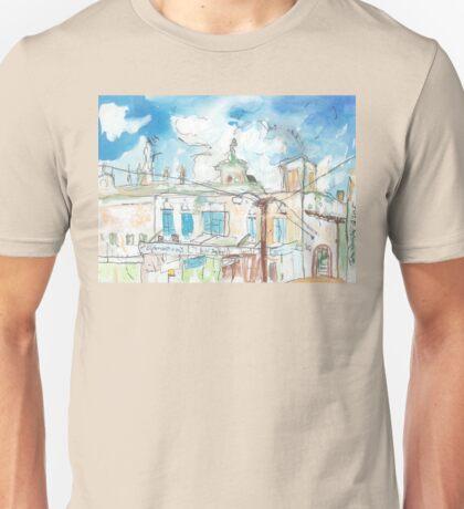 Summer Hill - Building Study Unisex T-Shirt