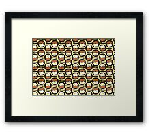 Dean's Bacon and Eggs in a Pan ~ Horizontal Framed Print