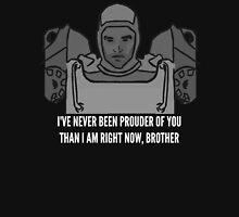 Ad Victorium, Brother. Unisex T-Shirt