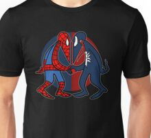 Spider vs Symbiote Unisex T-Shirt