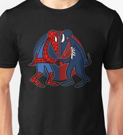 Spider vs Symbiote Unisex T-Shirt