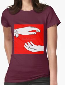 Hospice The Antlers Womens Fitted T-Shirt