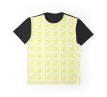 Sta, Sta, Stairs (YELLOW) Graphic T-Shirt