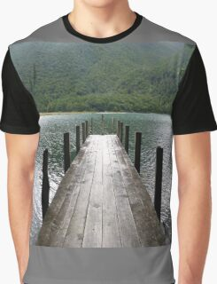 New Zealand dock Graphic T-Shirt