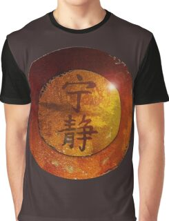 Symbol of Serenity Graphic T-Shirt