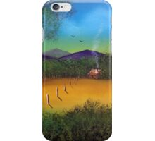 Bunyip Creek iPhone Case/Skin